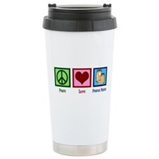 Peanut Butter Travel Mug
