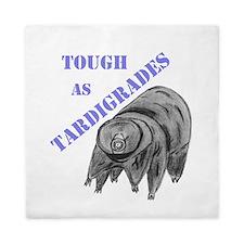 tough as tardigrades Queen Duvet