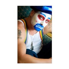Mike Clown Decal
