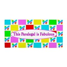Best Paralegal Beach Towel
