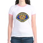Ventura Police Jr. Ringer T-Shirt