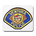 Ventura Police Mousepad