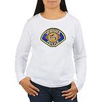 Ventura Police Women's Long Sleeve T-Shirt