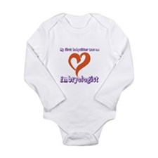 Unique Infertility Long Sleeve Infant Bodysuit