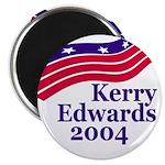 Kerry-Edwards 2004 Magnet