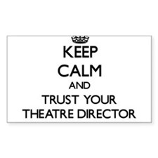 Keep Calm and Trust Your aatre Director Decal
