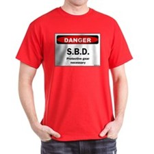 Danger SBD T-Shirt