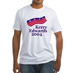 Kerry-Edwards 2004 Fitted T-Shirt