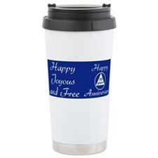 Unique 19 Travel Mug
