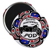 Pacific Northwest POD Magnet
