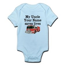 My Uncle (Your Name) Saves Lives Body Suit