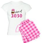 Class of 2030 (Owl) Women's Light Pajamas