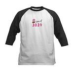 Class of 2029 (Owl) Kids Baseball Jersey