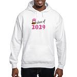Class of 2029 (Owl) Hooded Sweatshirt