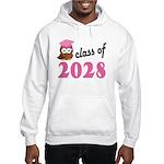 Class of 2028 (Owl) Hooded Sweatshirt