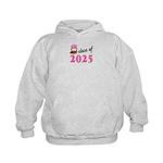 Class of 2025 (Owl) Kids Hoodie