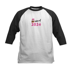 Class of 2024 (Owl) Kids Baseball Jersey