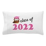 Class of 2022 (Owl) Pillow Case