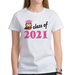 Class of 2021 (Owl) Women's T-Shirt
