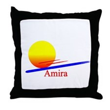 Amira Throw Pillow