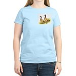 Khaki Campbell Ducks Women's Light T-Shirt