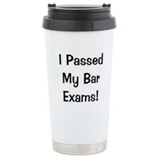 Cute Examination Travel Mug