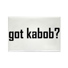 Got Kabob? Rectangle Magnet