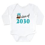 Class of 2030 (Owl) Long Sleeve Infant Bodysuit