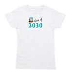 Class of 2030 (Owl) Girl's Tee