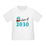 Class of 2030 (Owl) Toddler T-Shirt