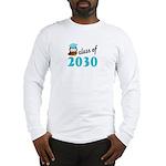 Class of 2030 (Owl) Long Sleeve T-Shirt