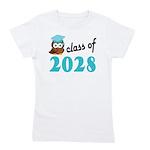 Class of 2028 (Owl) Girl's Tee