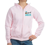 Class of 2025 (Owl) Women's Zip Hoodie