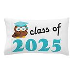 Class of 2025 (Owl) Pillow Case