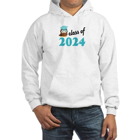 Class of 2024 (Owl) Hooded Sweatshirt