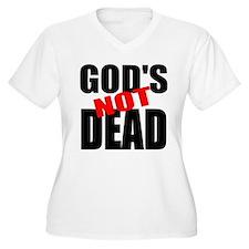 GODS NOT DEAD: Plus Size T-Shirt