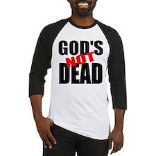 GODS NOT DEAD: Baseball Jersey