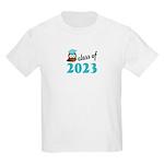 Class of 2023 (Owl) Kids Light T-Shirt
