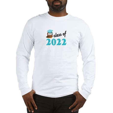 Class of 2022 (Owl) Long Sleeve T-Shirt
