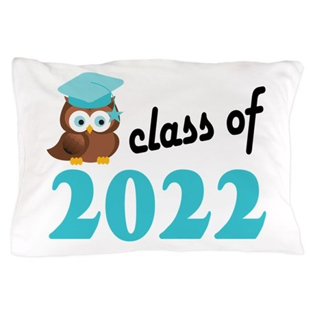 Class of 2022 (Owl) Pillow Case
