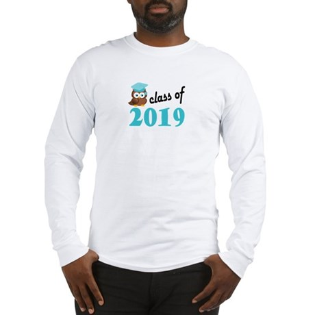 Class of 2019 (Owl) Long Sleeve T-Shirt