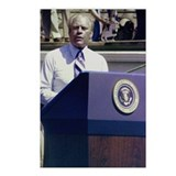 President Ford '76 Postcards (8)