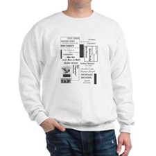 Tap Dance Greats Sweatshirt