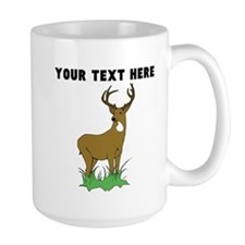 Custom Brown Deer Mugs