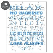 Life Lessons Puzzle
