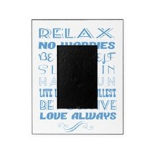 Life Lessons Picture Frame