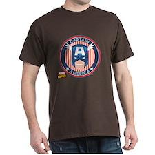 Captain America Stamp T-Shirt
