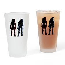 halo Drinking Glass