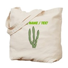 Custom Cactus Tote Bag