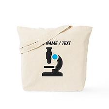 Custom Microscope Tote Bag